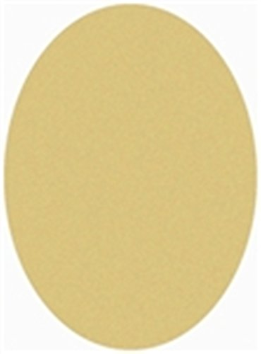 (Oval Cutout Unfinished Wood Round Oblong Elliptical Egg Plaque Easter MDF Shape Canvas Style 1 (18