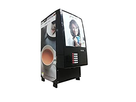 Godrej Ecostar Coffee Machine (Multicolour) Coffee, Tea & Espresso at amazon