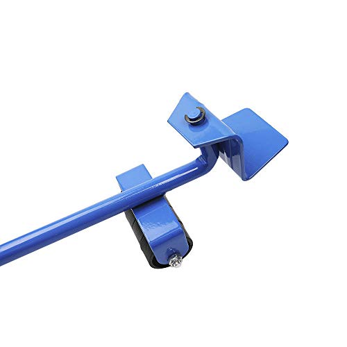Easy Room Rearrange, Blue Heavy Duty Iron Easy Moving 660lb Heavy Furniture Lifter 4 Slide Gliders Rotating Shift Lifting Moving Wheel by goodyusstore (Image #7)