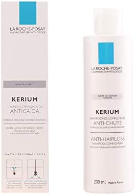 LA ROCHE POSAY KERIUM CHAMPU ANTICAIDA 200 ML: Amazon.es: Belleza