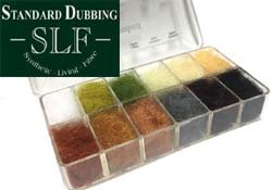 Wapsi Fly Tying Dubbing Dispenser, SLF Standard Dubbing #1 - Slf Dubbing