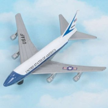 Just Think Toys Hot Wings Air Force One Connectible Runwa...