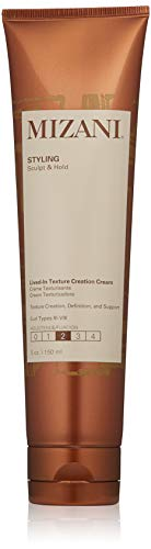 MIZANI Lived-In Texture Creation Cream, 5.1 Fl Oz