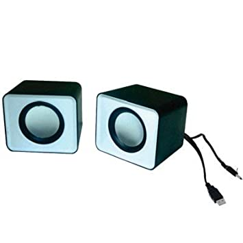 Hiper Song Speaker Portable PC/Mobile/Tablet Audio Speaker  White, 2.0 Channel  Audio   Video Accessories