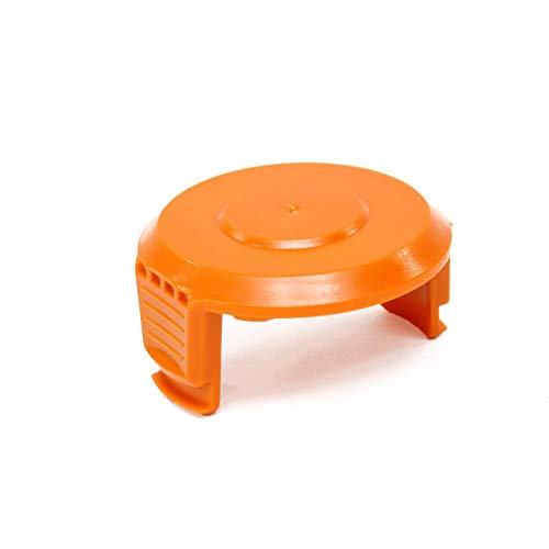 (Worx 50006531 Line Trimmer Cutting Head Cover Genuine Original Equipment Manufacturer (OEM) Part)