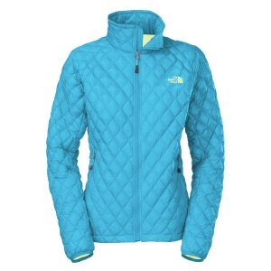 The North Face Women's Thermoball Full Zip Jacket Borealis Blue X-Small (United Face Down Jacket compare prices)