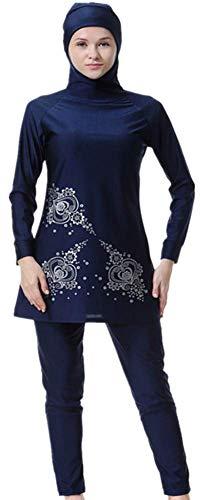 7d297b1b18c YEESAM Muslim Swimsuits for Women Girls - Swimwear Swimming Costume Surfing  Full Body Modest Islamic Modesty