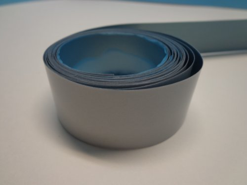 Reflective Iron on Tape 1 Inch 50 Foot Roll
