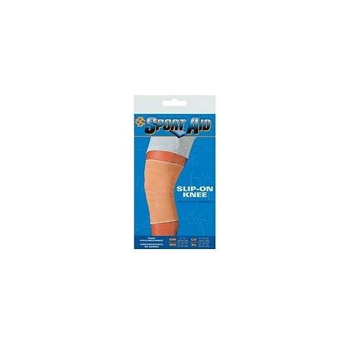 Sport Aid Slip-On Knee Wrap Medium 1 EA - Buy Packs and SAVE (Pack of 3) by SportAid