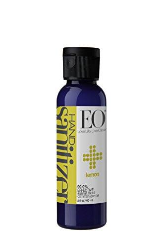 EO Botanical Sanitizer Lemon Ounce