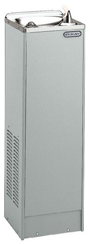 Elkay FD7003L1Z Free Standing Space-Ette Water Cooler, 3 Gallons Per Hour by Elkay