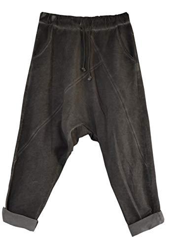 Pantaloni Pantaloni Donna Donna Wiya Grau Wiya Grau UFnxRqgx