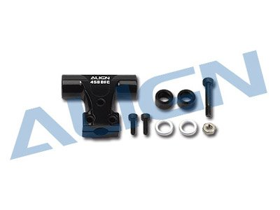 - ALIGN 450DFC Main Rotor Housing Set, Black