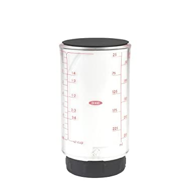 OXO Good Grips Measuring Cup for Sticky Stuff, 1 Cup
