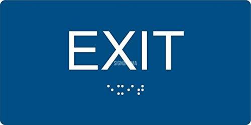 ADA EXIT Sign, 6