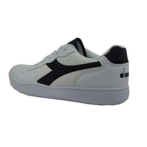 Pelle Blu Playground In Scarpe 01 c4656 Bianca 101174371 Sneakers Diadora E Den Uomo yw4OWqxgYg