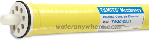 XLE-2521 2.521 Filmtec Low Energy XLE Membrane, 365 GPD by Filmtec Membranes
