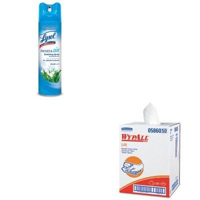 KITKIM05860RAC76938EA - Value Kit - Wypall 05860 Professional Towels (KIM05860) and Neutra Air Fresh Scent (RAC76938EA)