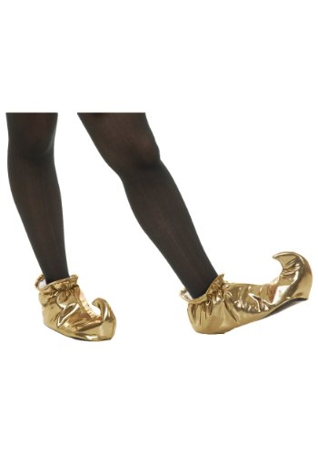 Gold Genie Shoes - L ()