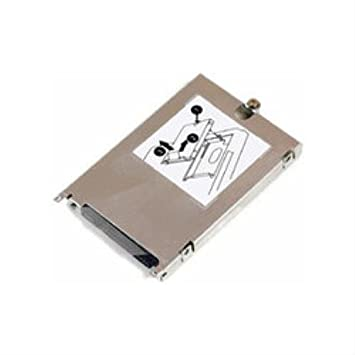 MicroStorage HDD caddy HP Bandeja de disco duro - Componente para ordenador portátil (Bandeja de