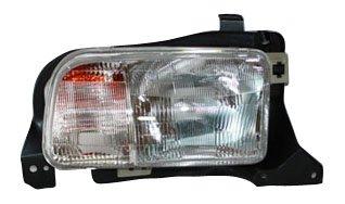 TYC 20-6365-00 Chevrolet Tracker Passenger Side Headlight Assembly