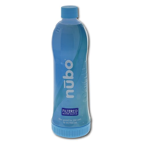 (Package Of 12) Nubo Bottle 57-1423 Filtered Water Bottle by