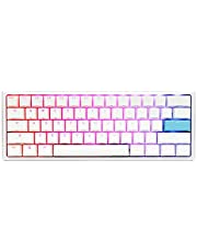 Ducky one 2 mini White - Cherry MX Silver Switch - Version 2 (Year of the Rat Spacebar)