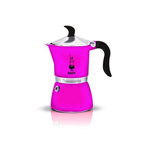 Bialetti 5351 Fiammetta Espresso Maker, Fuchsia