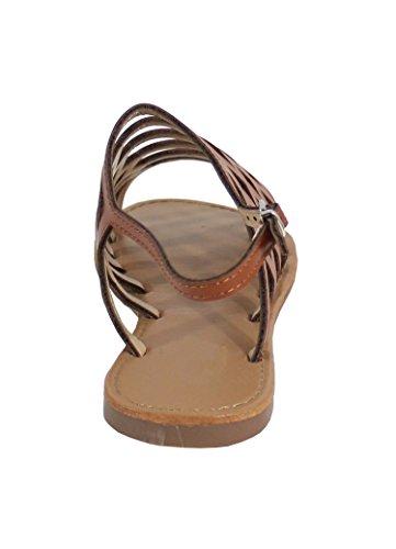Camel Sandalias Shoes para By Mujer xTX08pq