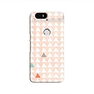Cover It Up - Odd Hills Pink Nexus 6P Hard Case
