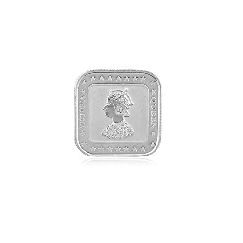 PC Jeweller 999 Purity 20 g Queen Victoria Silver Coin