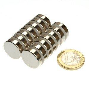 n/íquel N45/ /Hasta 4,3/kg Disco magn/ético /Ø 18,0/x 5/mm