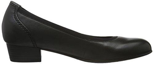 Tamaris 22203, Zapatos de Tacón para Mujer Gris (ANTHRACITE 214)