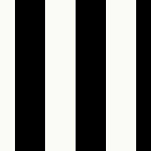 2 Black Striped Wallpaper Rolls - SY33918 Galerie Stripes 2 black white striped wallpaper