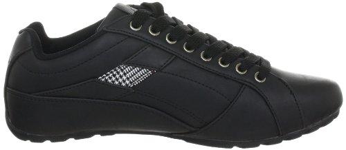 Kappa JACK 241524 - Zapatillas fashion unisex Negro