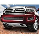 Genuine Toyota Accessories PT212-34071 Front Skid Plate for Select Sequoia and Tundra Models