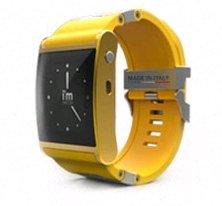 i'm IMWALY02C03 Bluetooth Smart Watch (Yellow)