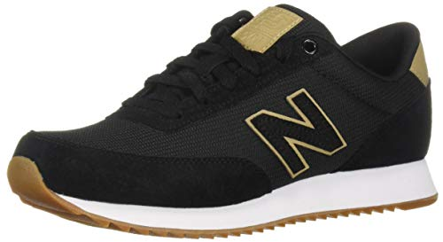 (New Balance Men's 501v1 Sneaker Black/Hemp 10 2E US)