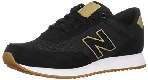 New Balance Men's 501v1 Sneaker, Black/Hemp, 11.5 2E US