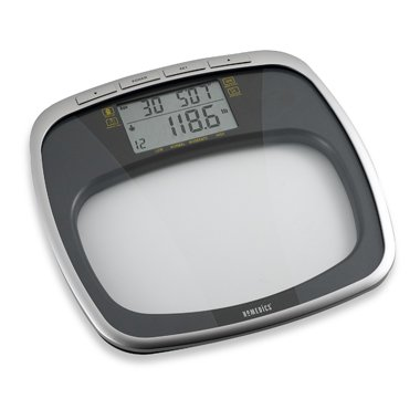 031262029928 - HoMedics SC-565 The Personal Trainer Glass Healthstation, Gray carousel main 0