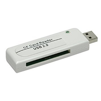 BlueProton High-Speed USB 2.0 Compact Flash (CF) Card Reader/Writer