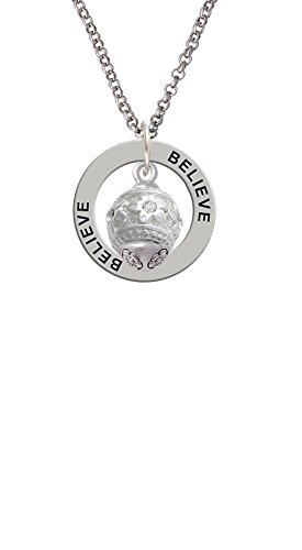 raised-silver-tone-flowers-with-clear-crystals-spinner-believe-affirmation-ring-necklace