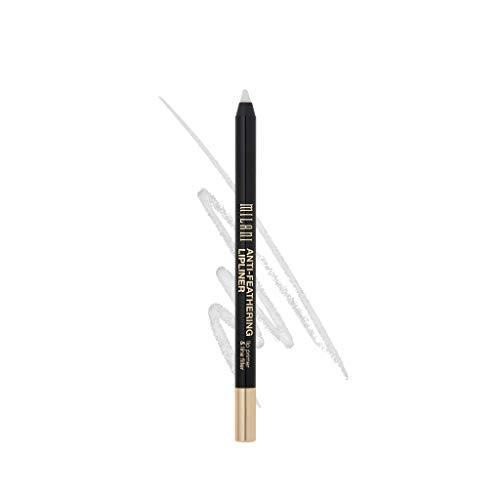 Milani Anti-Feathering Lipliner – Transparent (0.04 Ounce) Cruelty-Free Lip Pencil to Extend Lipstick or Lip Gloss Wear…