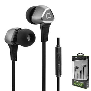 Cellet Hands Free Stereo in-Ear Headphones with