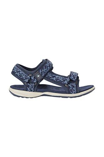 Mountain Warehouse Beachtime Womens Sandal Azul marino