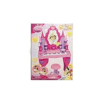 Amazon Com Disney Princess Disney Princess Keyboard Vanity Closed Box Toys Amp Games