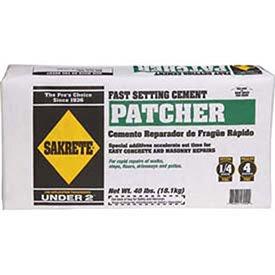 SAKRETE 20 lb. Fast Setting Cement Patcher