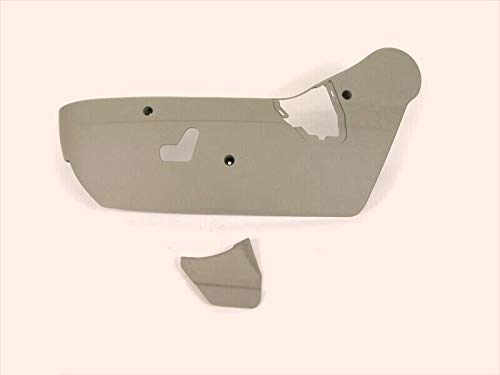 Fit for 04-09 DURАNGО FRОNT Left Side ОUTER PОWER SEАT Shield Trim PАNEL