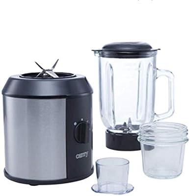 Camry CR 4058 Mixer, Glass, 1.3 Litres: : Küche