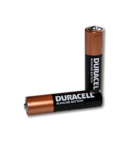 Pack of 50 Duracell MN2400 AAA Size Alkaline Battery - Bulk Pack